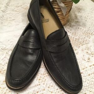 Hush puppies Leather men's shoes size 11
